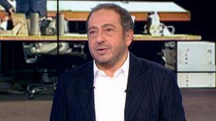 Patrick Timsit au Soir 3  (France 3 / Culturebox)