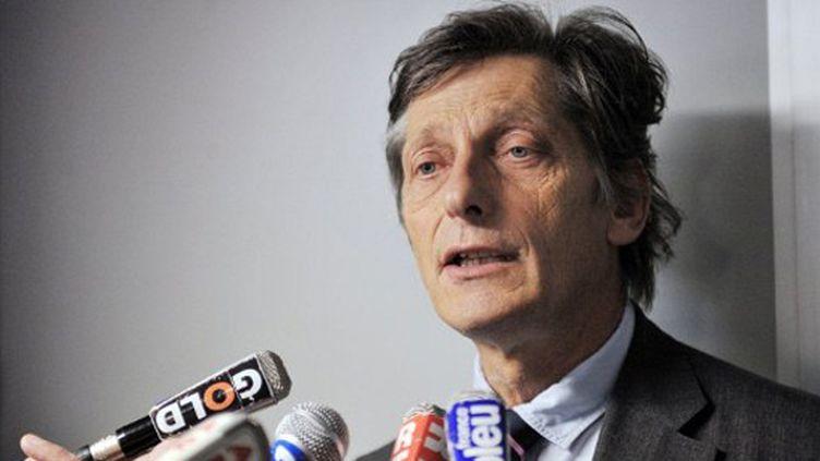 Nicolas de Tavernost, actionnaire majoritaire des Girondins de Bordeaux