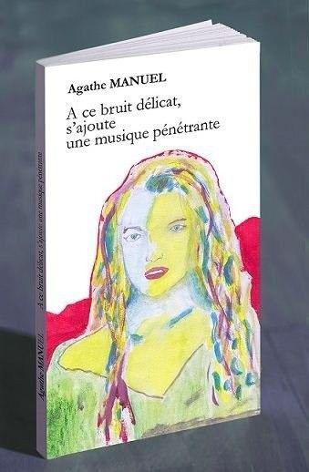 La couverture du livre d'Agathe Manuel est une peinture réalisée par elle-même en 2011  (DR)