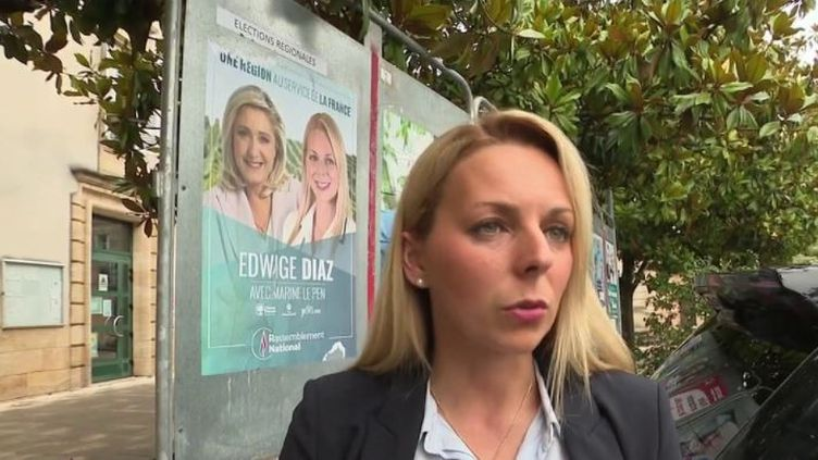 Régionales 2021 : la candidate RN en Nouvelle-Aquitaine au coude-à-coude avec le président socialiste (FRANCE 2)