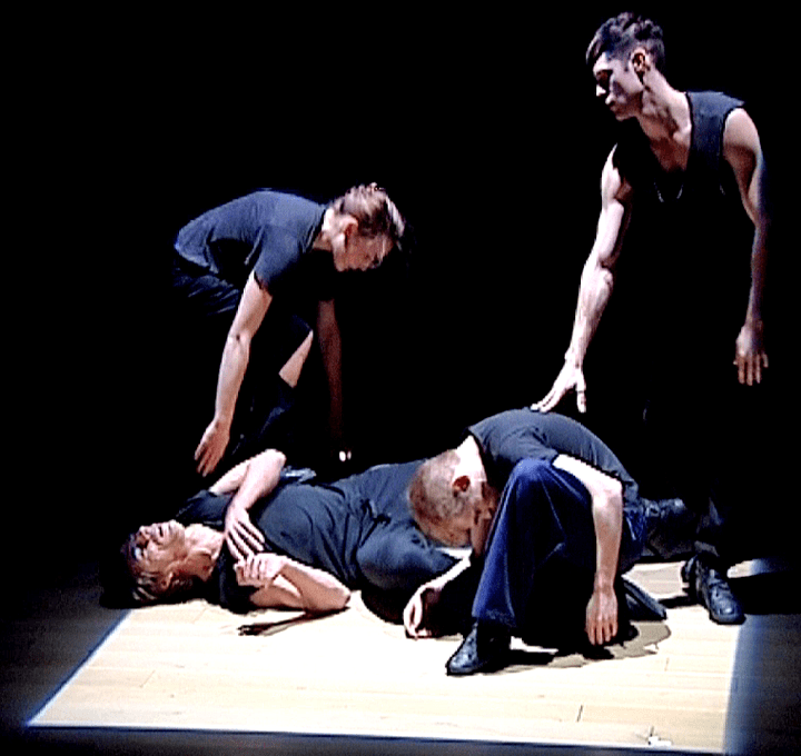 """""""L'autre"""", une chorégraphie de Claire Richard et Françoise Gillard  (France 3 / Culturebox)"""