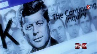 Complément d'enquête. La fièvre JFK (FRANCE 2 / FRANCETV INFO)