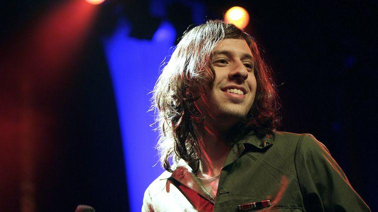 Adam Green , lors de son concert au Montreux Jazz Festival, le 2 juillet 2006. (MARTIAL TREZZINI / KEYSTONE)