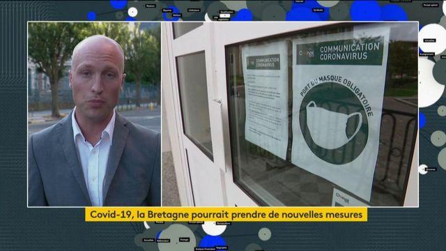 Coronavirus : le Finistère en alerte, des restrictions plus fortes en vue