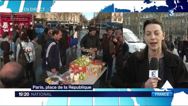 Nuit debout : le mouvement a repris à Paris
