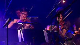 """L'Orchestre d'Auvergne au festival """"Jazz en Tête"""" 2012  (France 3 / Culturebox)"""
