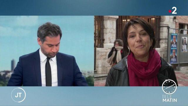 Municipales à Perpignan : le candidat RN Louis Alliot en tête