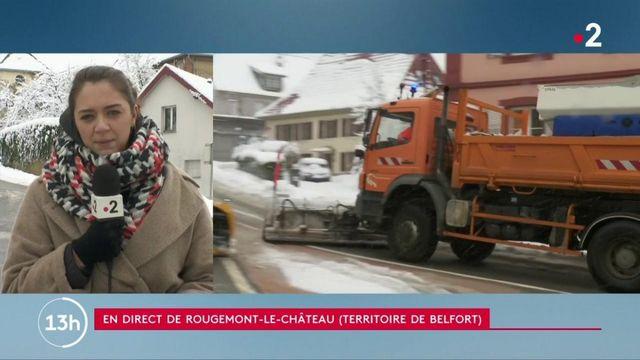 Intempéries : après la neige, danger sur les routes glacées