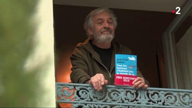 Prix Goncourt : Jean-Paul Dubois couronné