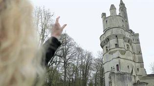 Dansl'Aisne,l'Abbaye de Septmonts et son donjon du XVIe siècle estun joyau du département. Il offre une vue imprenable aux visiteurs. (CAPTURE ECRAN FRANCE 2)