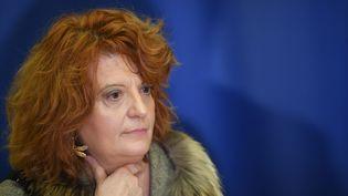 Laure Beccuau, procureure de Créteil, à Créteil (Val-de-Marne), le 4 janvier 2020. (MARTIN BUREAU / AFP)
