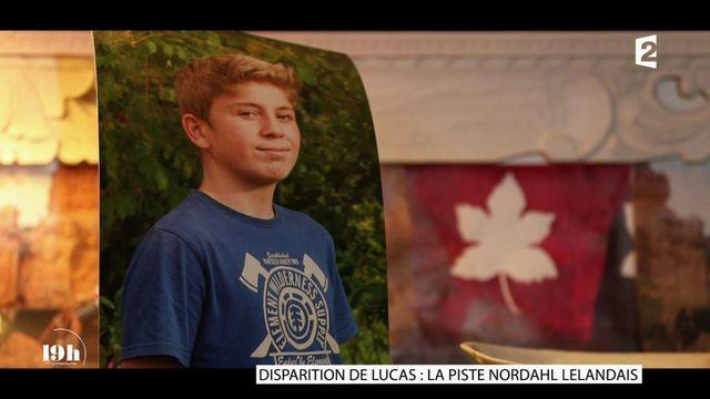 """VIDEO. """"Je ne veux pas imaginer mon fils adolescent toute ma vie"""", dit la maman de Lucas Tronche, disparu à 15 ans en 2005"""