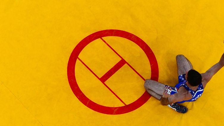 Le CIO avait décidé de retirer la lutte d'ici les Jeux de 2020. (YURI CORTEZ / AFP)