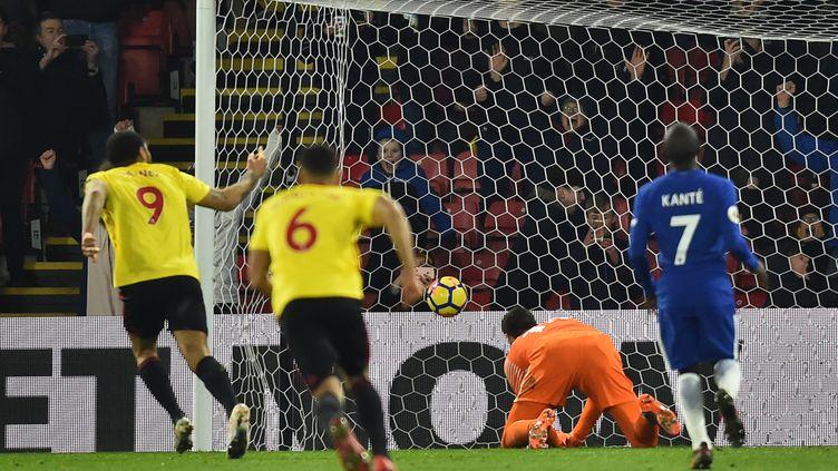Chelsea subit la loi de Watford (GLYN KIRK / AFP)