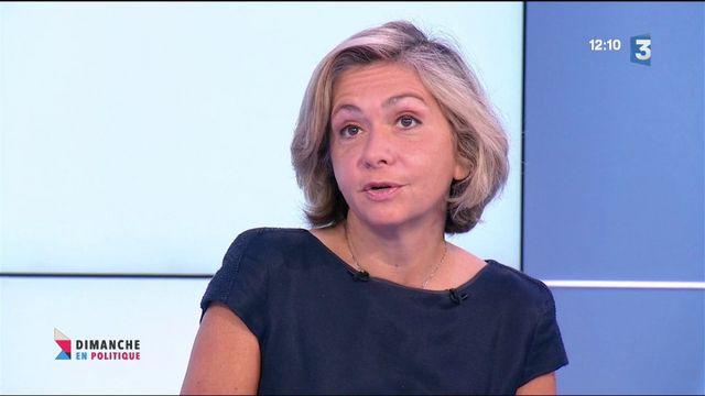 Dimanche en politique : Valérie Pécresse veut une opposition juste