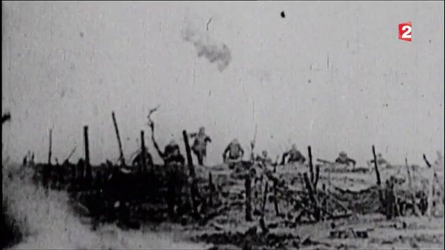 Somme : la 1ere guerre mondiale commémorée par les Australiens et Neo-Zélandais
