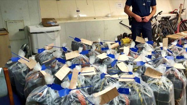 Dunkerque : un cargo victime d'une prise d'otage par une dizaine d'assaillants