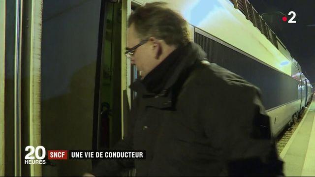 SNCF : le quotidien d'un conducteur de train