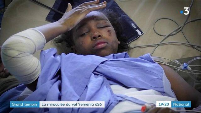 Grand témoin : la miraculée du vol Yemenia 626