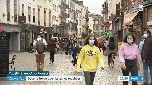 Coronavirus : le couvre-feu, une décision qui ne passe pas toujours