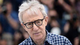 Woody Allen, lors du festival de Cannes 2016  (BERTRAND LANGLOIS / AFP)