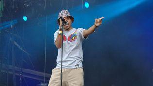 Chance the Rapper à Rock en Seine  (Clément Martel / Culturebox)