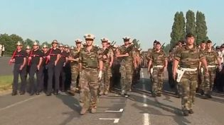 14 juillet repetitions (FRANCE 2)