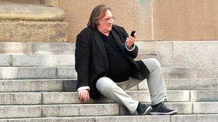 Gérard Depardieu devrait tenir le rôle d'un empereur byzantin  (WALTERSCHEID/AGENCY PEOPLE IMAGE/SIPA)