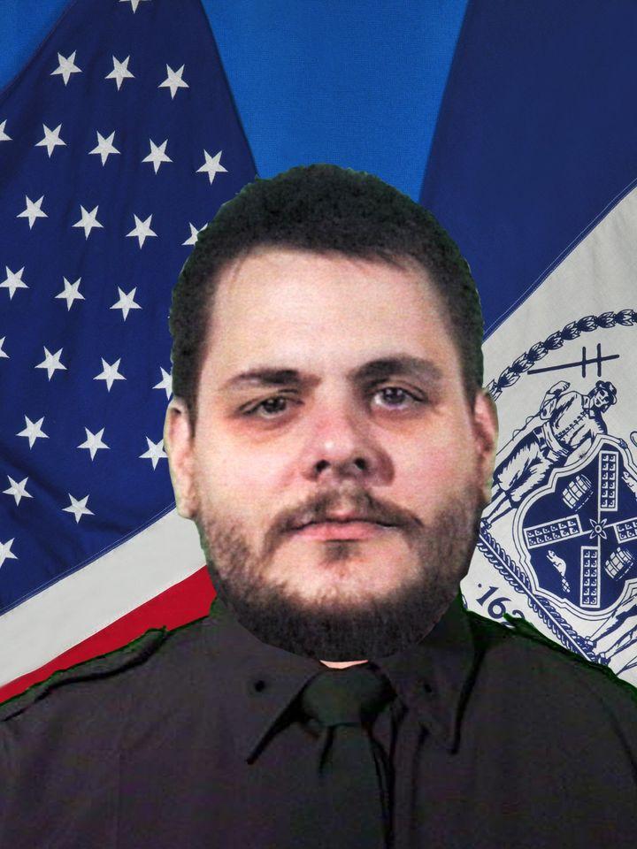 Une photo non datée de James Zadroga, inspecteur au sein de la police de New York (Etats-Unis). (DETECTIVE ENDOWMENT ASSOCIATION)