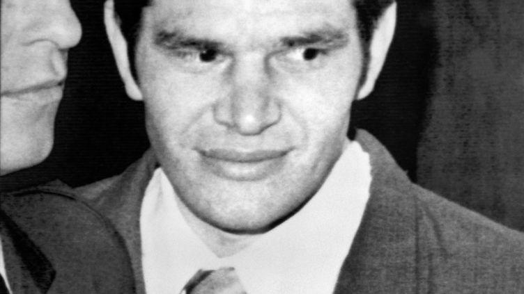 Michel Cardon à Amiens (Somme), le 10 juillet 1979. (AFP)