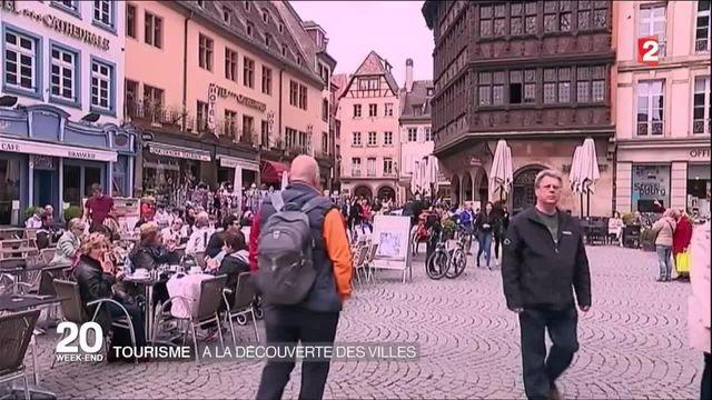 Tourisme : les escapades urbaines ont le vent en poupe