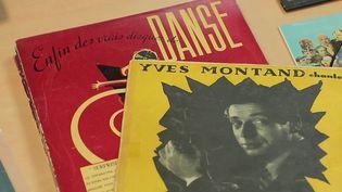 Musique : le 33 tours fête ses 75 ans (France 2)