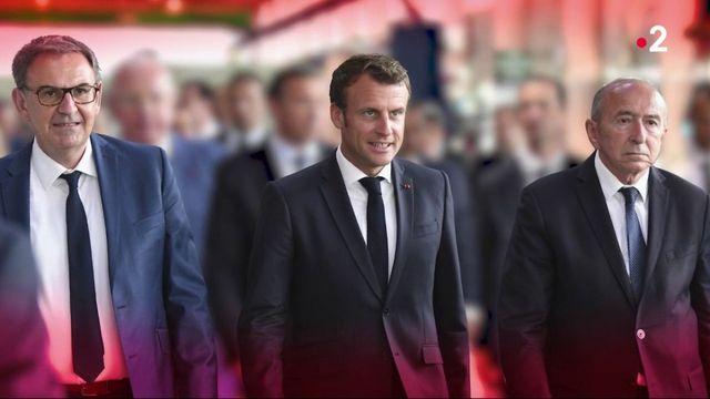 Duel entre deux cadres LREM pour diriger la métropole de Lyon