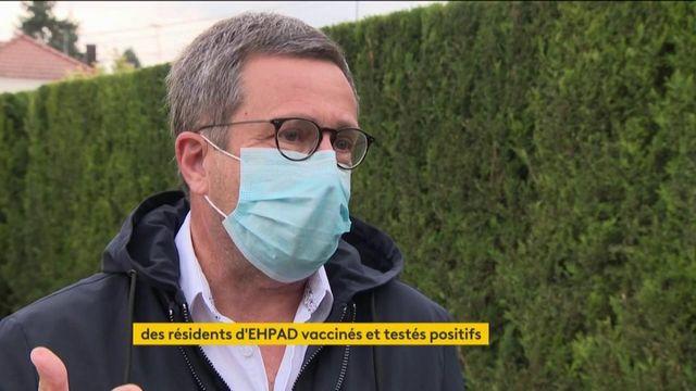 EHPAD : des résidents vaccinés mais testés positifs