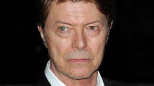 David Bowie en avril 2008 à New York.  (Zak Brian /SIPA)