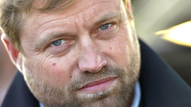 Le Gallois Alex Thomson (LOIC VENANCE / AFP)