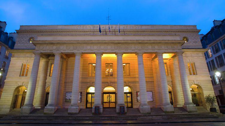 L'Odéon Théâtre de l'Europe, à Paris (2011)  (Loïc Venance / AFP)