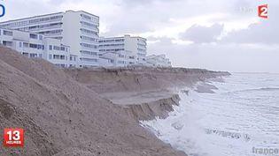 La dune des Mouettes, à Saint-Hilaire-du-Riez (Vendée). ( FRANCE 2 / FRANCETV INFO)