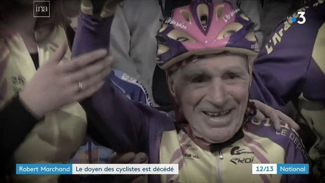 Robert Marchand : le doyen des cyclistes est décédé