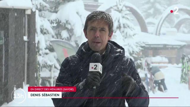 Intempéries : la Savoie en vigilance orange pour avalanches
