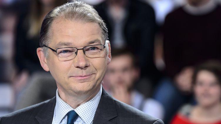 Philippe Lamberts en mai 2019. (JEAN-MARC QUINET / MAXPPP)