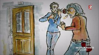 Jacqueline Sauvage, un tempérament violent ? (FRANCE 2 / FRANCETV INFO)