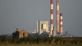 La centrale thermique de Cordemais, en Loire-Atlantique. (LOIC VENANCE / AFP)