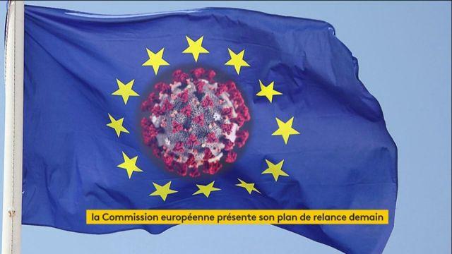 Coronavirus : la Commission européenne présente son plan de relance