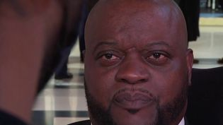 Pour Bilal Mokono,blessé dans l'une des trois explosions au Stade de France (Seine-Saint-Denis), témoigner auprocès du 13-Novembreest une épreuve aussi redoutée que libératrice. (CAPTURE ECRAN FRANCE 2)