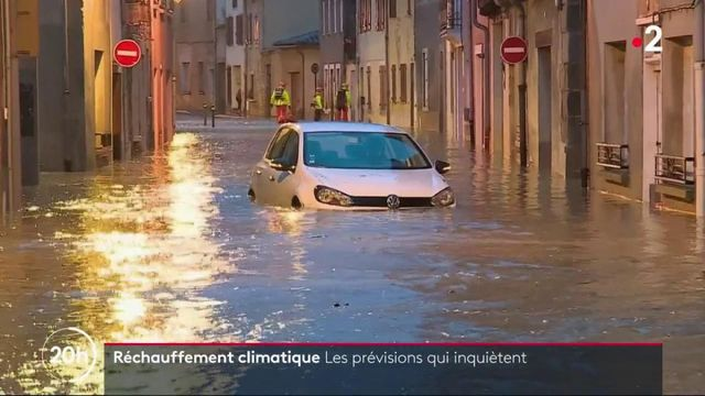 Réchauffement climatique : les projections alarmantes de l'Agence européenne pour l'environnement