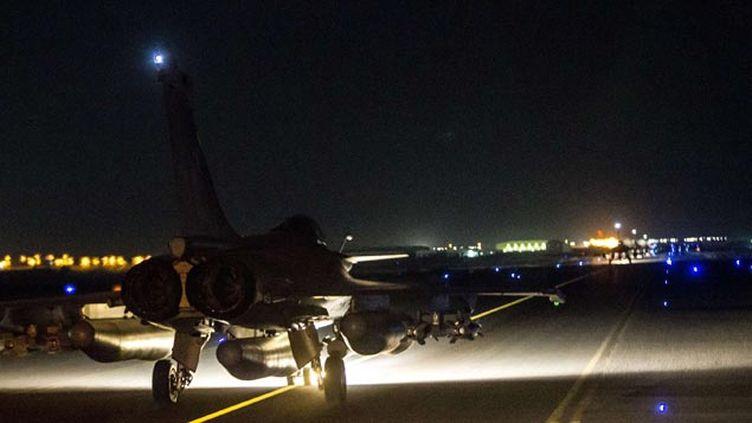 (Les forces françaises ont mené de nouveaux raids contre Daech en Syrie © AP/SIPA)