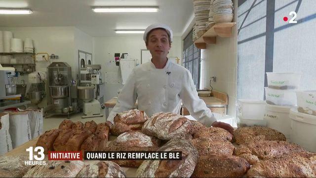 Boulangerie : quand le riz remplace le blé