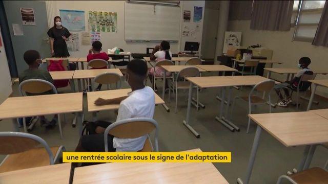 Coronavirus : une rentrée scolaire compliquée et stressante