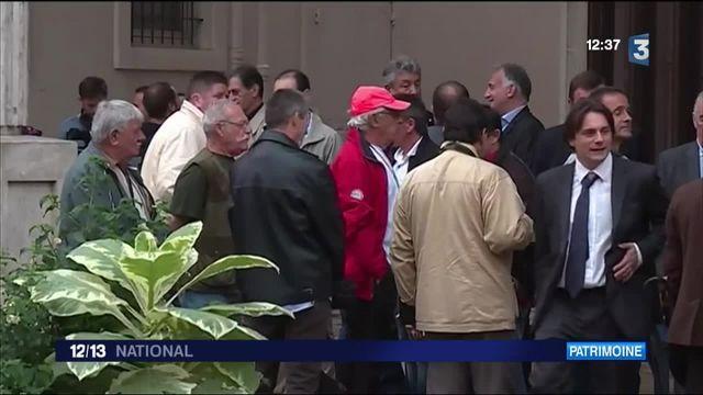 Mont-de-Marsan : une manifestation pour exiger un retour aux traditions